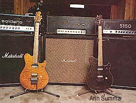 Legendary Tones - Edward Van Halen's