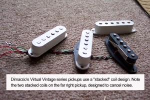 DiMarzio Virtual Vintage Set